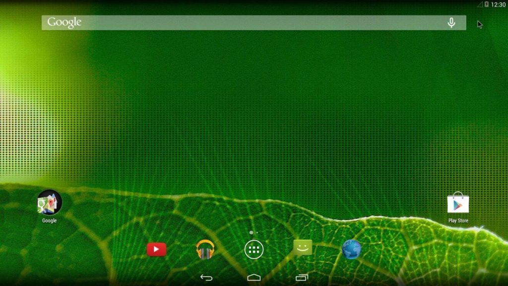 android-x86 8.1