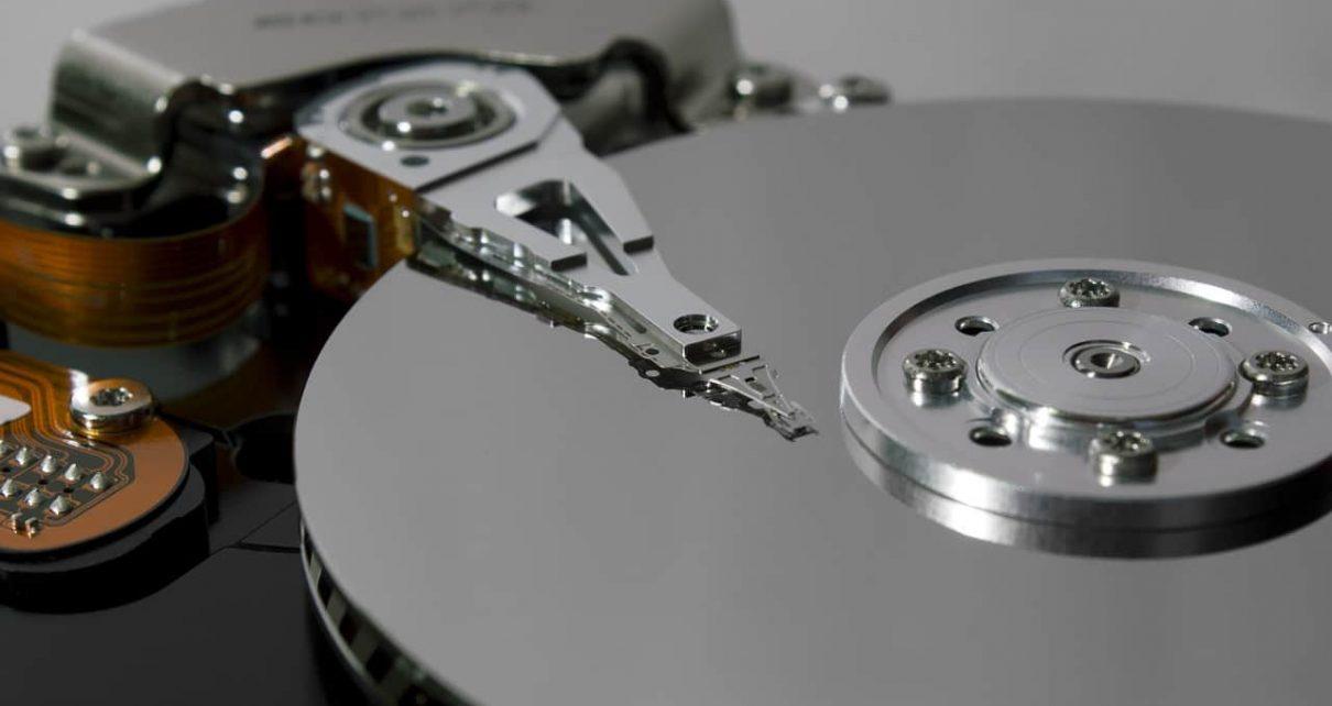testare un hard disk